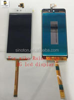 100% good quality for wiko Rainbow UP 4G lcd display screen +touch screen digitizer assembly free