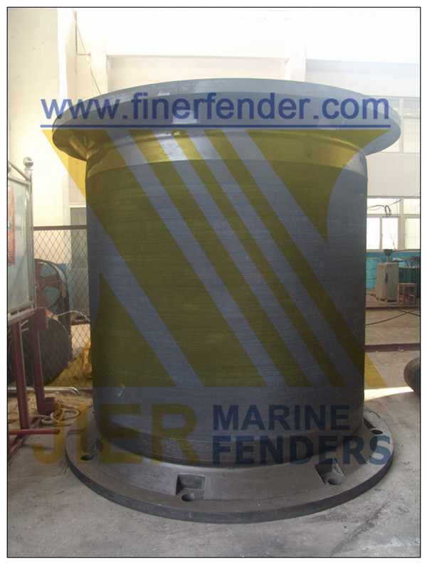 High Quality Super Cell Rubber Fender Comply to PIANC 2002 Standard