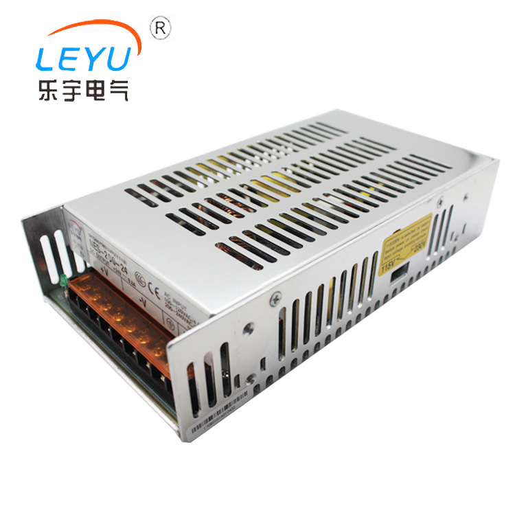 switching power solar adapter supply with transformer frequency NES-200-7.5 27A overload 7.5vdc 200w for led tube
