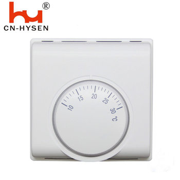 Changing Electric Heater Mechanical Thermostat