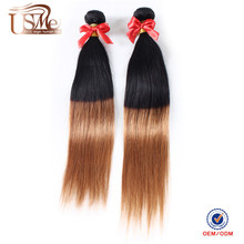 Specialized Ombre/ Two tone Colored human hair weave color #33