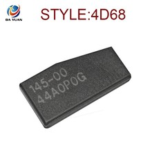 DY120526 4D68 Blank Car Key Chip