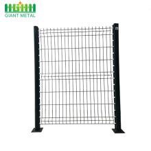 Anping factory PVC coated Welded livestock decorative wire garden fence