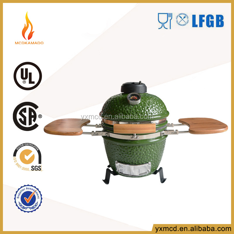 PP Camping marine bbq with fire box With Hydraulic Stock Guide