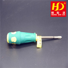 2015 HOT SELLING new design screwdriver, print your logo
