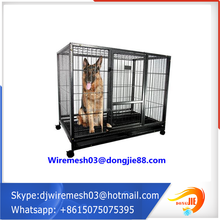 wholesale welded wire mesh galvanized silver mesh dog enclosure