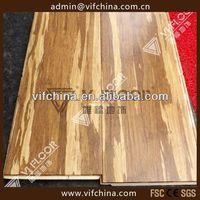 Engineered bamboo zebra bamboo flooring