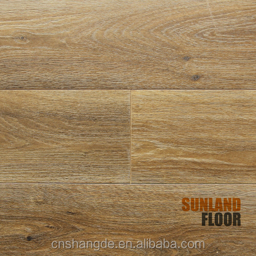 2017 New Grey Hard Wood Flooring With 7/8/10/12mm