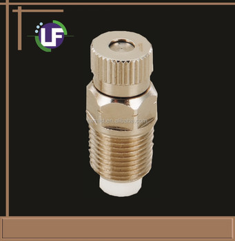 Precision Stainless Steel Misting Nozzle