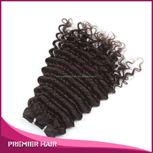 Deep Wave Human Hair Extension Alibaba Express Malaysian Virgin Hair