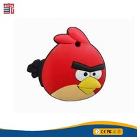 Birds shape usb flash drive/cartoon character usb flash drive/cartoon usb