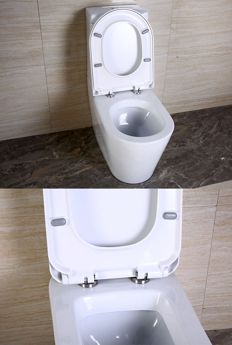 ET204B China ceramic bathroom two-piece toilet