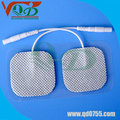 High Quality 40*40mm resuable self-adhesive EMS tens electrodes pads