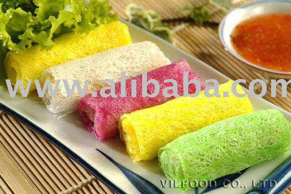 Value Added Product / Processing Seafood (Four Seasons Net Spring Roll)