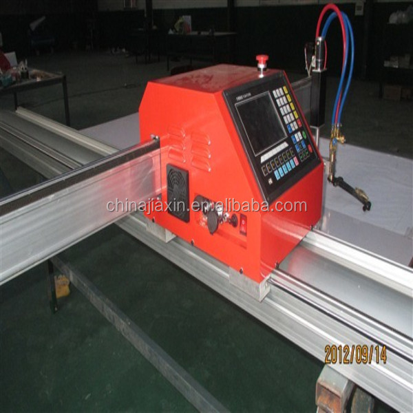 Portable small bee cross fully automatic CNC flame plasma dual-use CNC cutting machine
