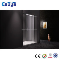 enclosed shower room with modern design 6mm/8mm tempered glass with high quality hardware shower enclosure