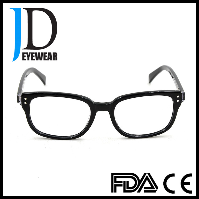 2015 Popular Optical Eyewear Frame Acetate Square Eyeglass frames