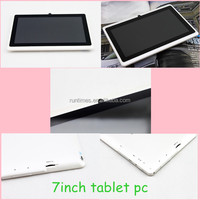 Wholesale 7 Inch Dual Core Driver A23 MID Android Tablet Q88