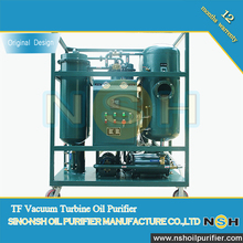 NSH Low Noise Multi-functional Vacuum Turbine Oil Filtration System