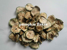 Dehydrated Pumpkin flakes