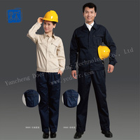 Antistatic workwear work uniform