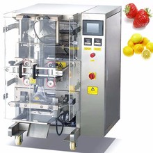 touch screen automatic filling sealing dry fruits and nut packing machine