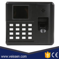 Employee time attendance clock VS-TR11 biometric time recorder for time keeping