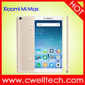 Xiaomi Max 128GB ROM 4GB RAM 6.44 inch 2.5D Arc Glass Screen Android 6.0 Qualcomm Snapdragon 652 64bit 1.8GHz Octa Core