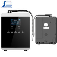 Hot selling tap water ozone generator rich hydrogen sparkling dispenser japan home ozone water purifier for drining