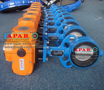 Explosion Proof Butterfly Valve
