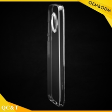 Clear Soft Transparent TPU Cover Glossy Mobile Phone Case For Z2 Play