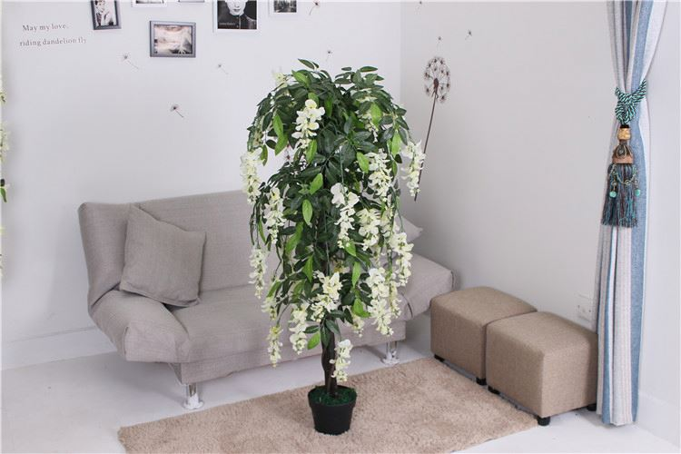 Most popular many colors realistic flower artificial plant