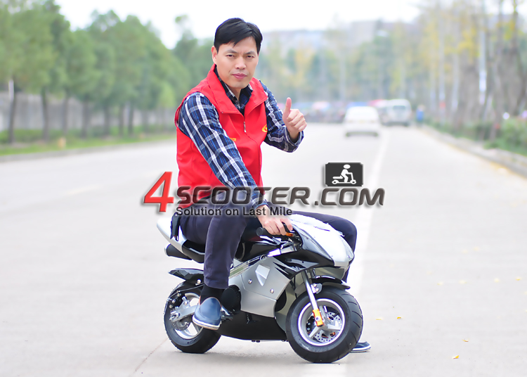 150cc outdoor sports pocket bike wholesale