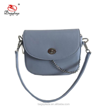 Made in China Women Trend genuine Leather bag handbag