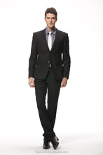 100% wool material and sdults age group bespoke suits for men