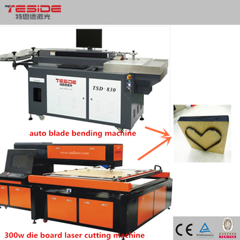 Multifuction automatic steel rule bending machine for die cutting