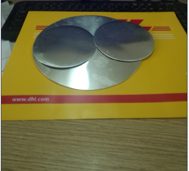 3003 Aluminum circle for Pizza Pans and Stones