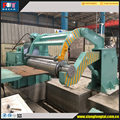 Cold roll slitter rewinder machine