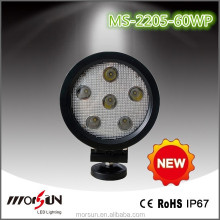 automobile light 4WD Accessories 60W Led Work Light 60w led driving lamp
