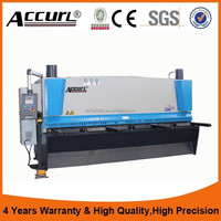Top Quality (0.2-16mm cutting thickness)/Hydraulic Guillotine Shering Machine