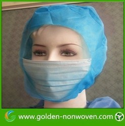 Make-to-order supply type hospital use pp nonwoven fabrics, non woven disposable products
