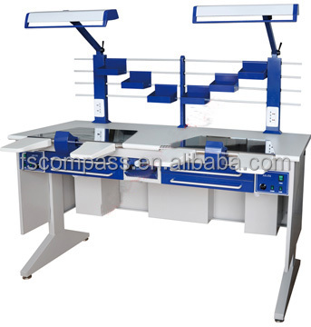 AX-JT7 Dental Laboratory Table;Dental Workstation (SINGLE);dental lab work table