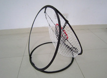 New Design mini golf practice net & Indoor foldable golf chipping net