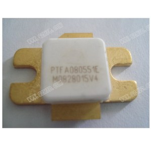 PTFA080551E High Power RF LDMOS FETs transistor
