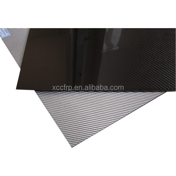 Ultra High Modulus T300 Carbon Fiber Plate panel sheet Custom made