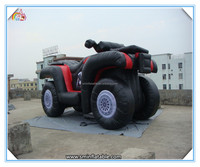 Best price giant inflatable motorcycle model,inflatable car model,inflatable advertising car for sale
