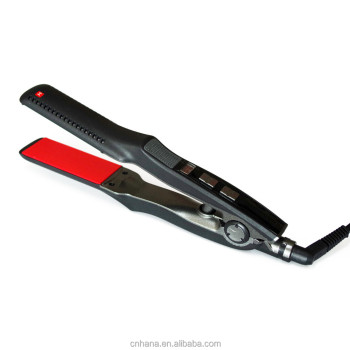 HANA Infrared ionic hot tools flat irons wide plate from CIXI WODE