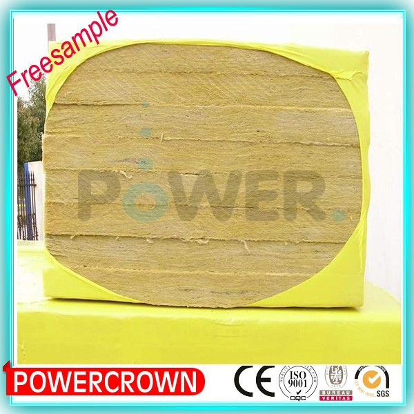 Top quality Mineral/Rock Wool sheets fiber Insulation