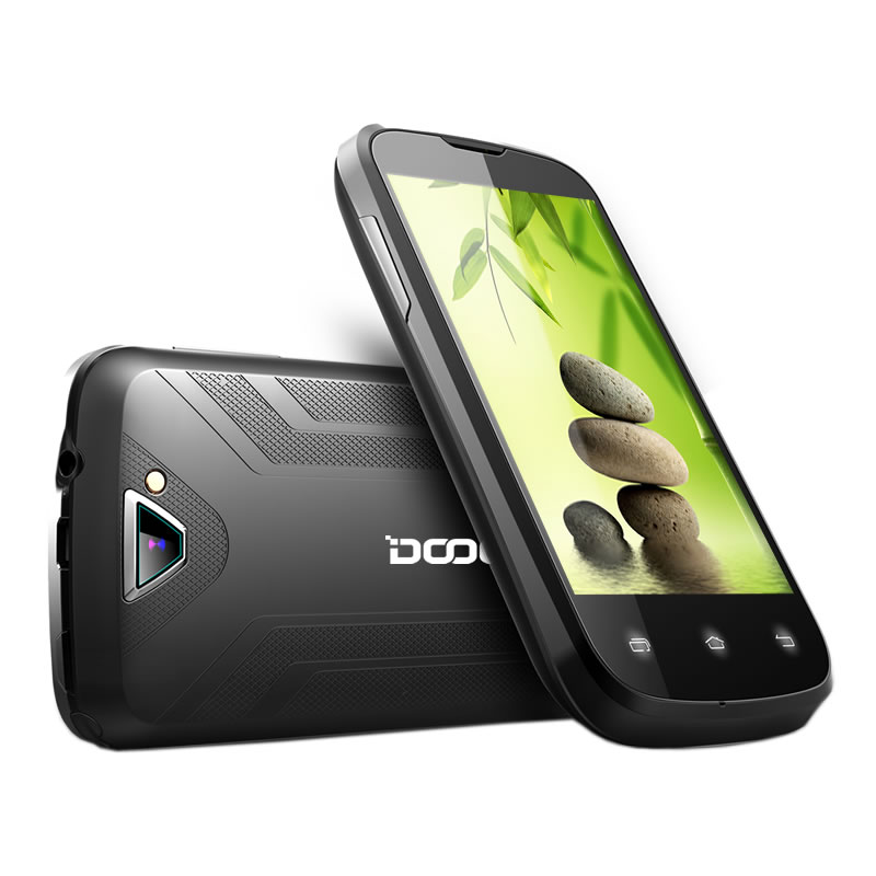 Doogee Collo DG120 MTK6572 4 inch Cheap Android Phone