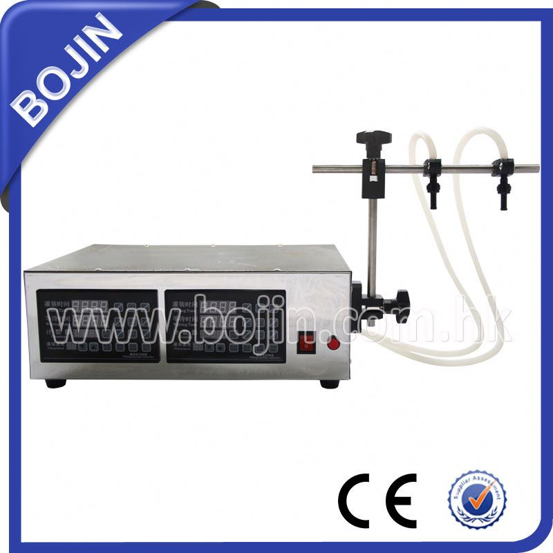 Hot Item Bulk Sell small scale bottle filling machine (Double) BJ-130D